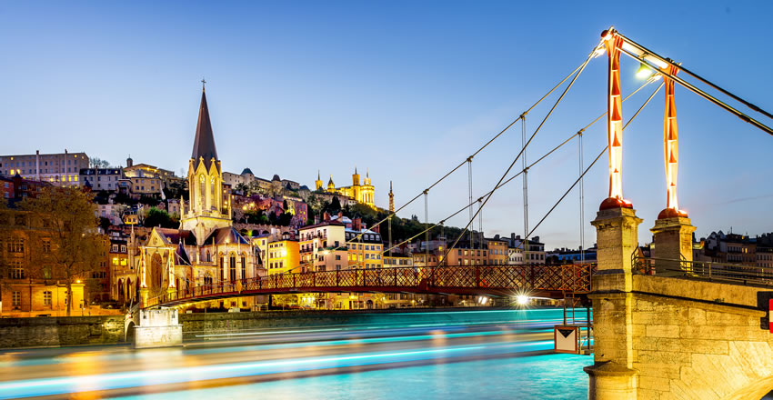 Lyon River Cruises