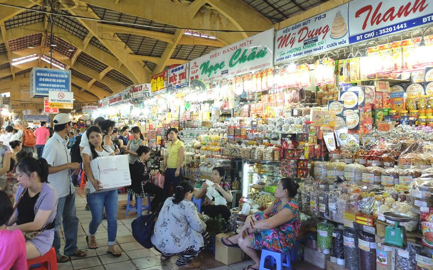 Saigon-market