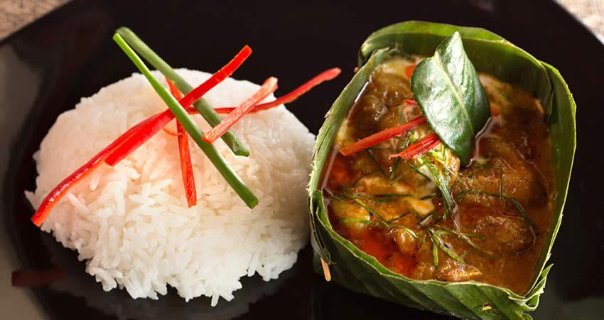 Pandaw Food