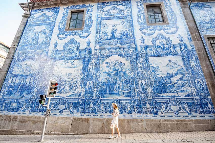 Baroque Church Tiles