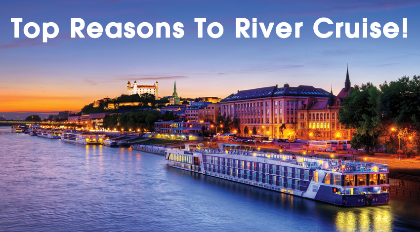 Why River Cruise