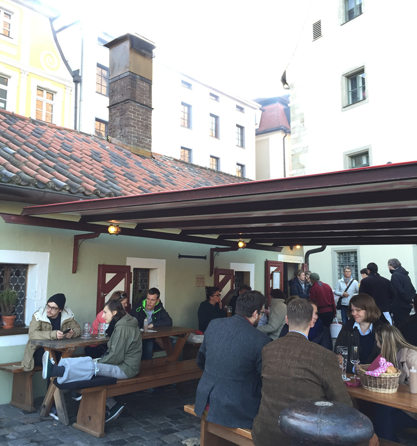 Regensburg Sausage House