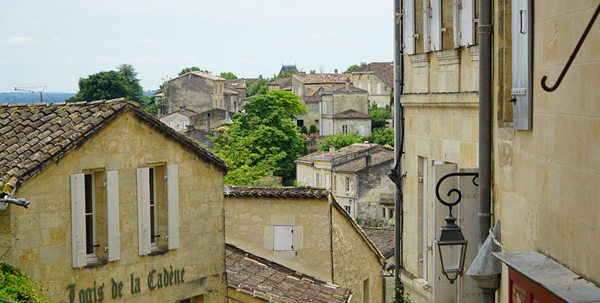 Scenic Bordeaux Cruise - St. Emillion
