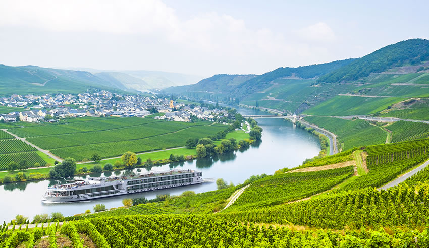 Scenic Moselle