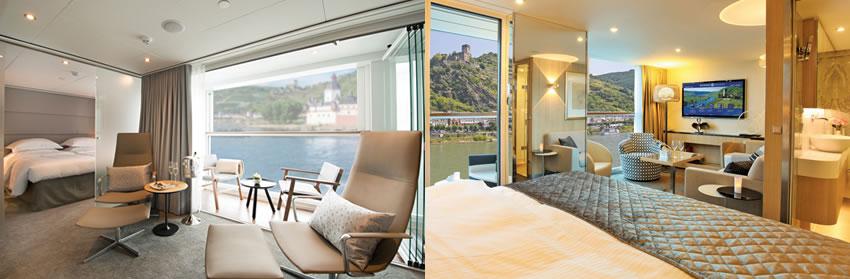 River Cruise Suites