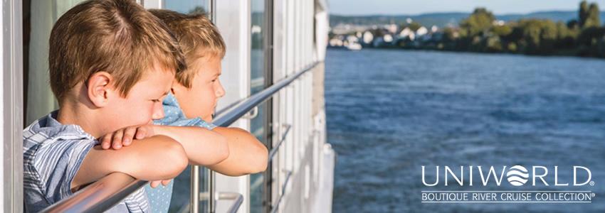 Uniworld Family River Cruises