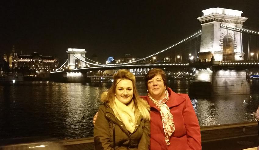 Budapest Chain Bridge