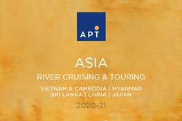 APT Asia River Cruises