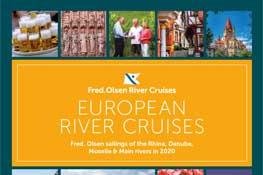 Fred Olsen 2020 Brabant River Cruises