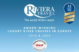 Riviera Travel 2020 River Cruises