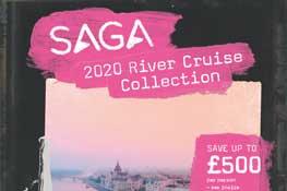 SAGA 2020 River Cruises