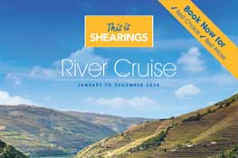 Shearings 2020 Europe River Cruises