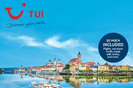 TUI River Cruises 2020