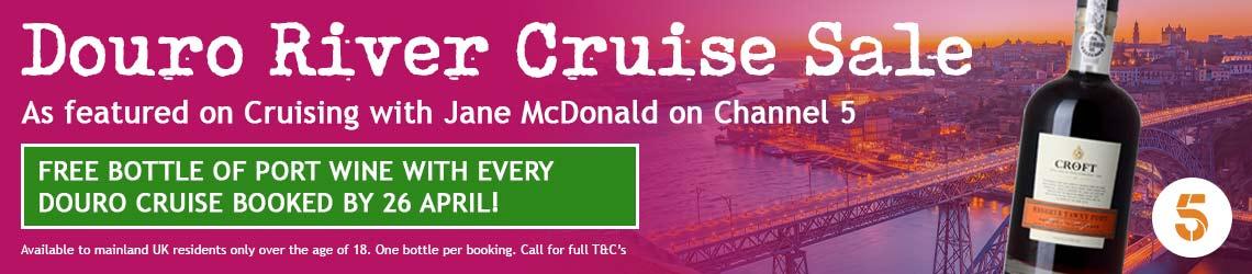 Douro River Cruise Sale