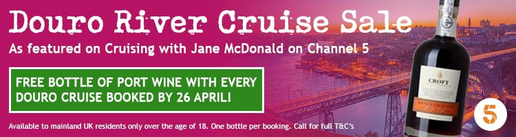 Douro River Cruise Sale