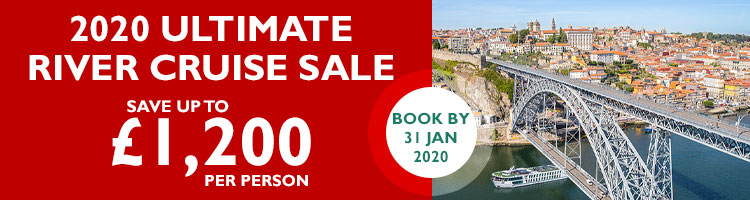 Emerald Waterways 2020 River Cruises