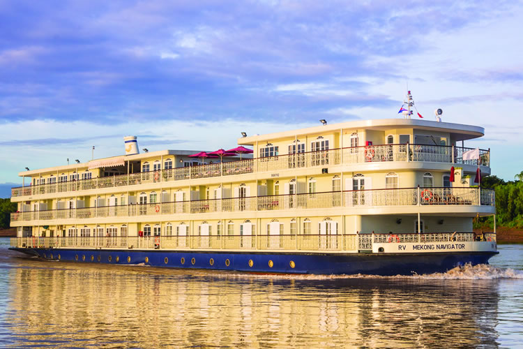 MV Mekong Navigator