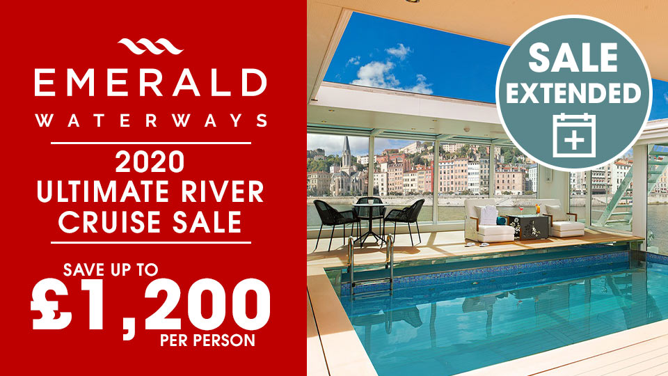 Emerald Waterways 2020 River Cruise Offers