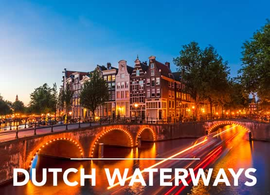 Dutch Waterways River Cruises
