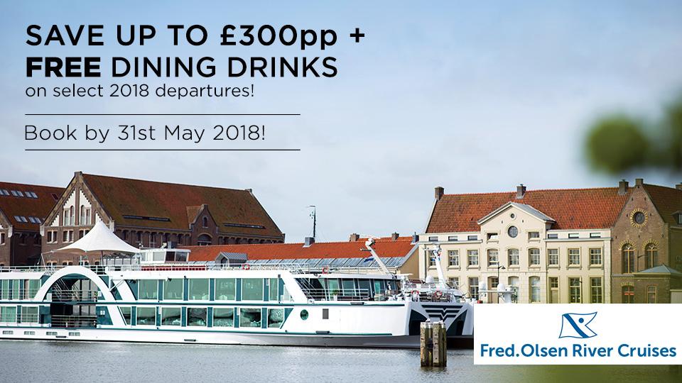 Fred. Olsen River Cruises - Drinks & Tips