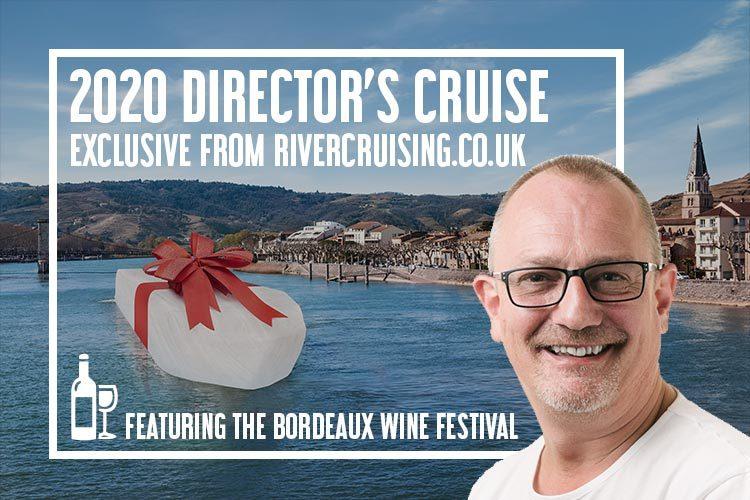 Bordeaux Director's River Cruise