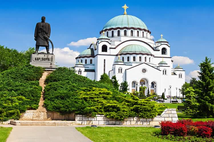 Belgrade - St Sava Cathedral