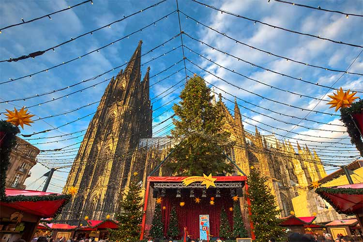 Christmas Markets Cologne