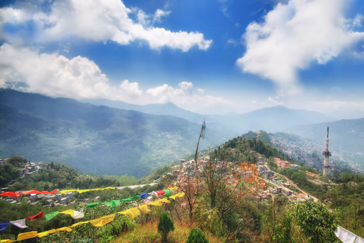 Gangtok, india