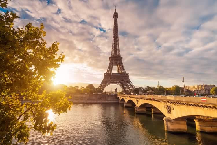 Paris,Eiffel Tower