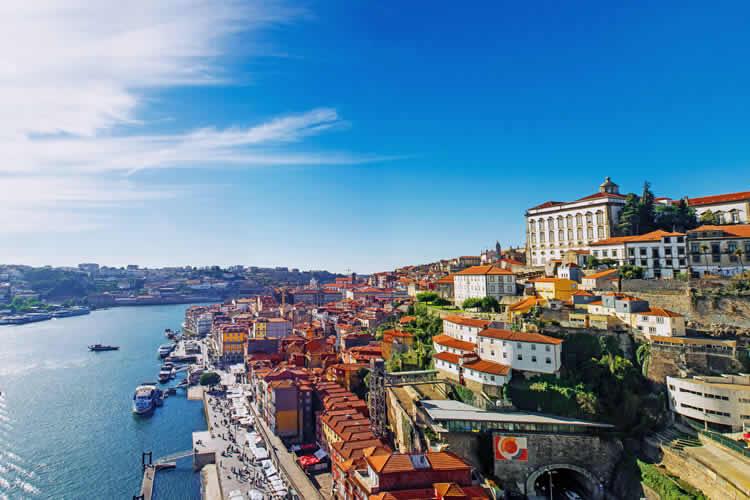 Porto, Douro