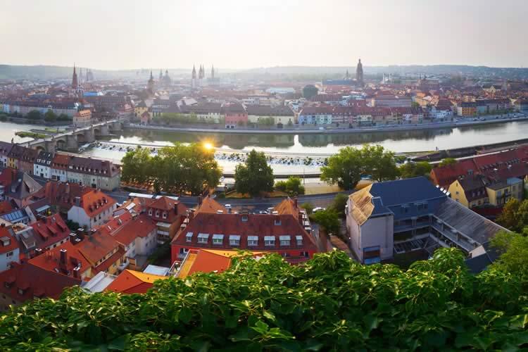 Wurzburg, Sunrise