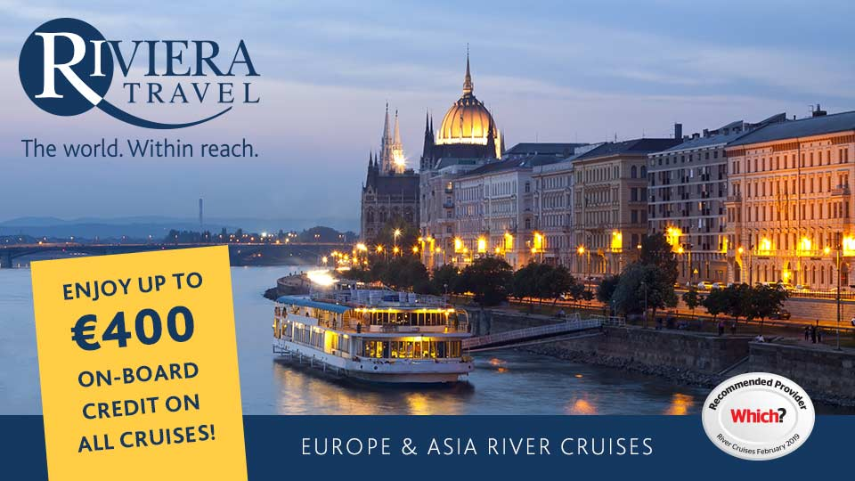 Riviera Travel River Cruise Sale