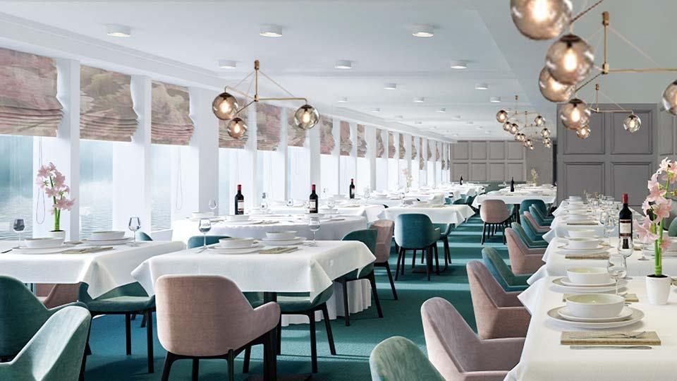 Spirit of the Rhine Restaurant