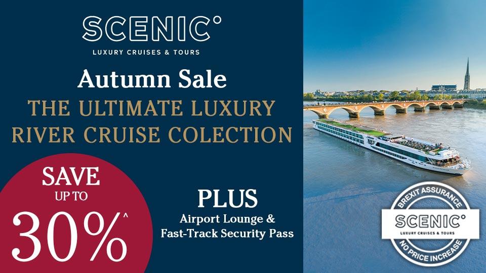 Scenic Luxury River Cruises