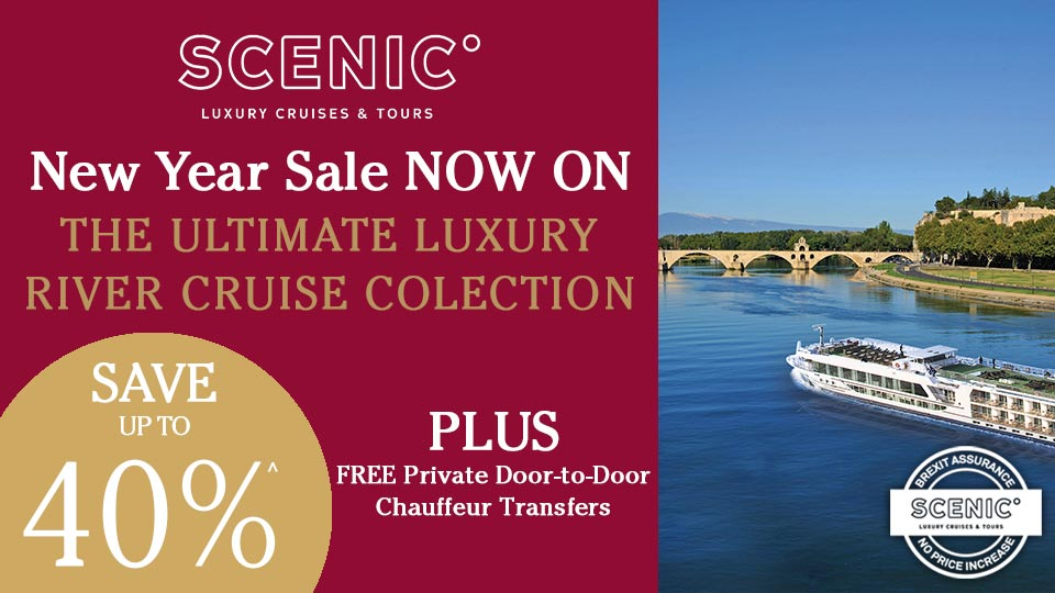 Scenic River Cruise Offers