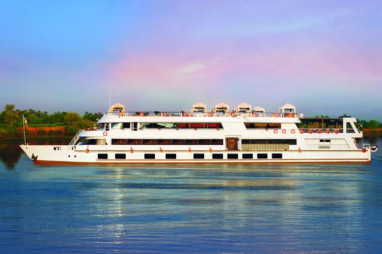 Scenic Sun Boat II