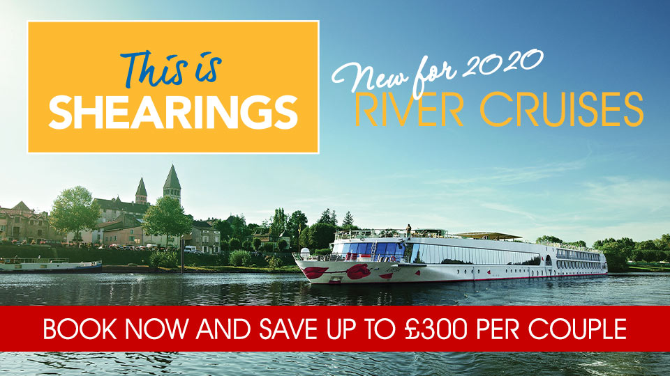 Shearings 2020 River Cruises