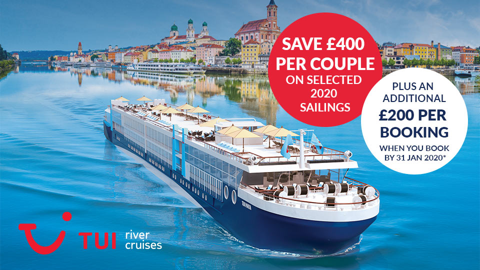 TUI River Cruise Offers