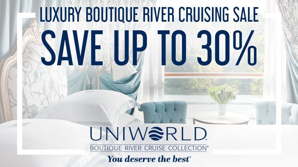 Uniworld River Cruises 2020