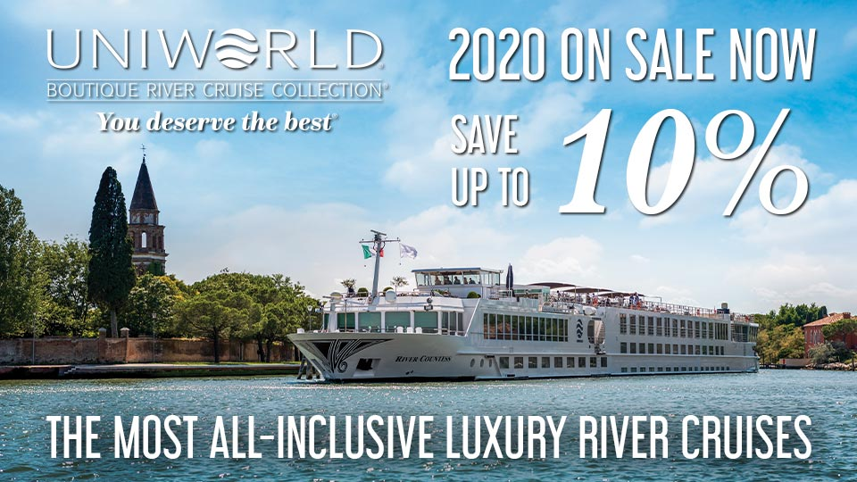 Uniworld 2020 Luxury Deals