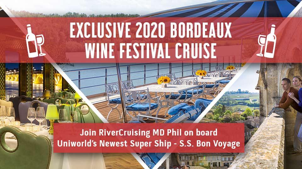 Bordeaux Wine Festival Cruise
