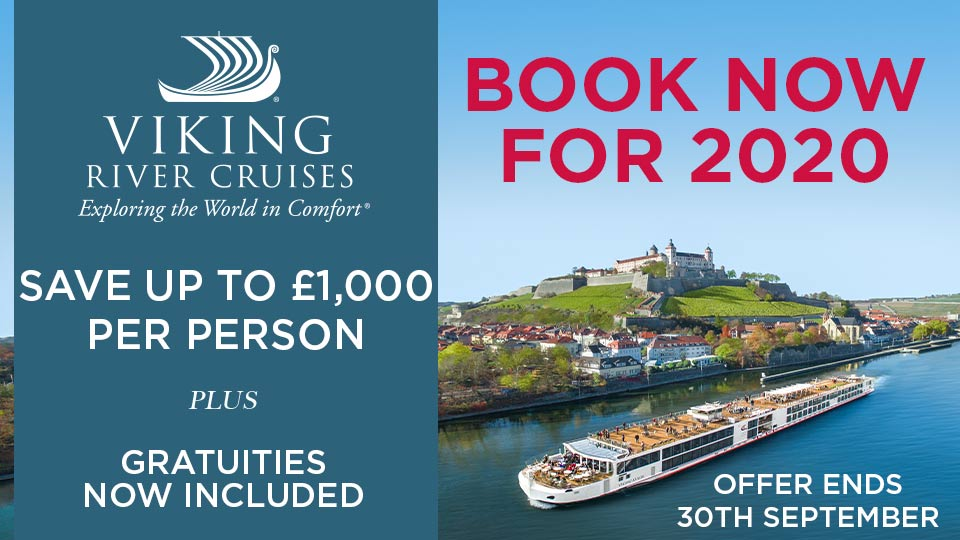 Viking 2020 River Cruises