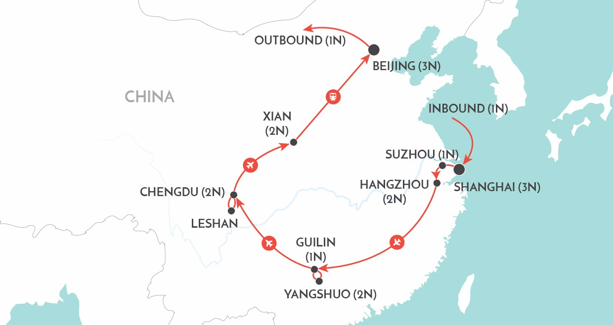 Wendy Wu Tours China Delights