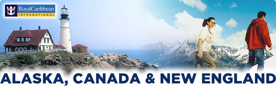 Alaska, Canada & New England Cruises 2020