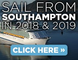 Royal Caribbean - Southampton sailings