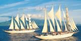 Tall Ship Cruising