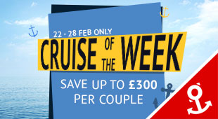 Cruise Deal of the Week from Southampton
