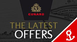 Cunard cruises from Southampton