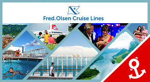 Fred. Olsen Cruise Line from Southampton