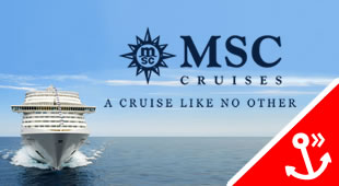 MSC Cruises from Southampton 2018